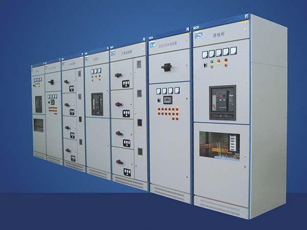 GCK型低压抽出式成套开关设备