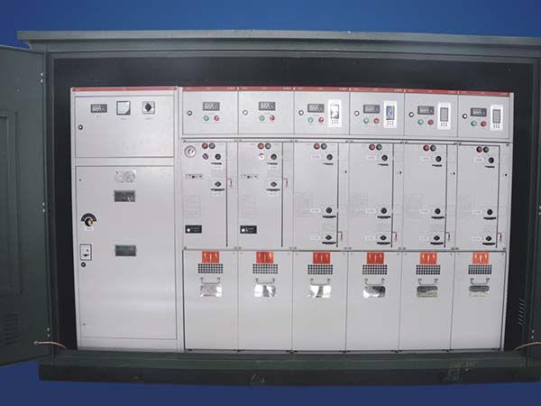 XGW15-12/24型10-20kv户外智能化开闭所(户外环网柜)